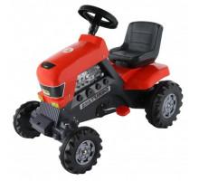 """Каталка-трактор с педалями """"Turbo"""" арт. 52674. ПОЛЕСЬЕ"""