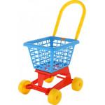 """Тележка для покупок """"Supermarket"""" №1 арт. 61980. ПОЛЕСЬЕ"""