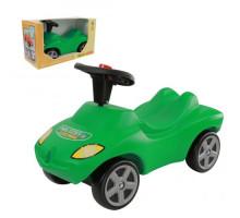 """Каталка-автомобиль """"Полиция"""" со звуковым сигналом (в коробке) арт. 42248. ПОЛЕСЬЕ"""