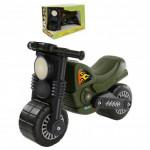 """Мотоцикл """"Моторбайк"""" военный (KZ) (в коробке) арт. 69962. ПОЛЕСЬЕ"""