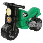 """Мотоцикл """"Моторбайк"""" (зелёный) арт. 40480. ПОЛЕСЬЕ"""