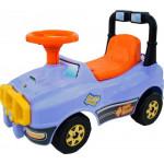 Автомобиль Джип-каталка - №2 (сиреневый) арт. 62895. ПОЛЕСЬЕ