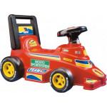 """Каталка-автомобиль гоночный """"Трек"""" (со звуковым сигналом) арт. 7987. ПОЛЕСЬЕ"""