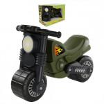 """Мотоцикл """"Моторбайк"""" военный (РБ) (в коробке) арт. 66299. ПОЛЕСЬЕ"""