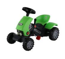 """Каталка-трактор с педалями """"Turbo-2"""" арт. 52735. ПОЛЕСЬЕ"""