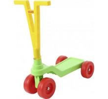 Детский четырёхколёсный самокат арт. 56085. ПОЛЕСЬЕ