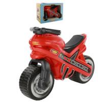 """Каталка-мотоцикл """"МХ"""" (в коробке) арт. 67180. ПОЛЕСЬЕ"""