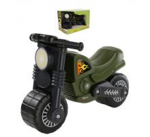 """Мотоцикл """"Моторбайк"""" военный (в коробке) арт. 66305. ПОЛЕСЬЕ"""