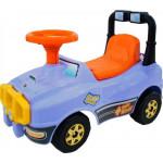 Автомобиль Джип-каталка - №4 (сиреневый) арт. 71958. ПОЛЕСЬЕ