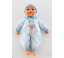 """Кукла """"Пупс"""": озвученная, реагирует на прикосновения арт. 48951. Falca (Испания)"""