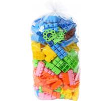 """Конструктор """"Малютка"""" (284 элемента) (в пакете) арт. 4472. Полесье"""