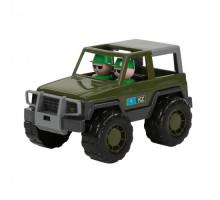 """""""Вояж"""", автомобиль джип военный (KZ) арт. 70135. Полесье"""