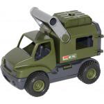 """""""КонсТрак - фургон"""", автомобиль военный (РБ) арт. 49247. Полесье"""