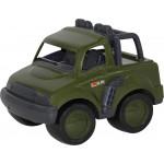 """Автомобиль """"Джип"""" военный (РБ) арт. 49278. Полесье"""