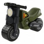 """Мотоцикл """"Моторбайк"""" военный (РБ) арт. 49308. Полесье"""