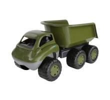 """""""Дакар"""", автомобиль-самосвал военный с прицепом (в пакете) (KZ) арт. 69948. Полесье"""