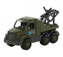 """""""Максик"""", автомобиль-эвакуатор военный (KZ) арт. 70012. Полесье"""