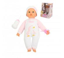 """Детская игрушка кукла Пупс мягконабивной """"Озорной"""" (40 см) озвученный, сосёт соску (в коробке) арт. 71750. Полесье"""