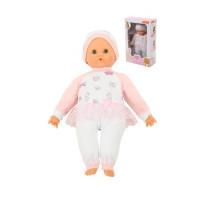 """Детская игрушка кукла Пупс мягконабивной """"Ласковый"""" (40 см) умеет целовать (в коробке) арт. 71767. Полесье"""