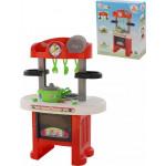 Детский набор кухня  BU-BU №5 (в коробке) арт. 42446. Полесье