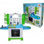Игровой комплекс набор для девочек кухня NATALI №3 (в коробке) арт. 43412. Полесье