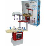 Детская кухня INFINITY basic №1 (в коробке) арт. 42279. Полесье