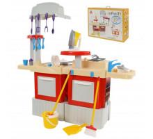 Набор INFINITY basic кухня для девочек №4 (в коробке) арт. 42309. Полесье