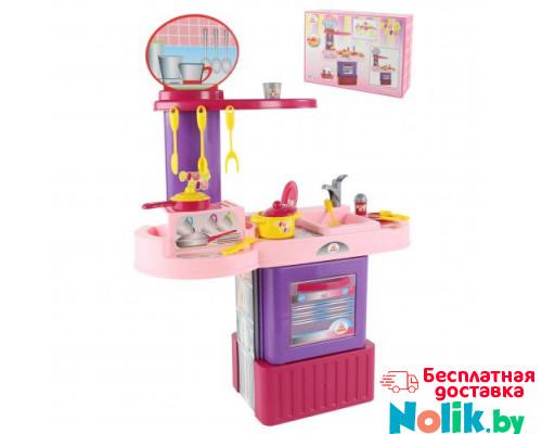 Набор для девочек детская кухня PIU PIU №1 (в коробке) арт. 42507. Полесье в Минске