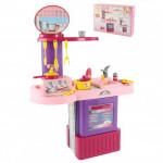 Набор для девочек детская кухня PIU PIU №1 (в коробке) арт. 42507. Полесье