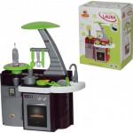 Набор Кухня Laura с варочной панелью (звуковые и световые эффекты варочной панели)  (в коробке) арт. 56320. Полесье