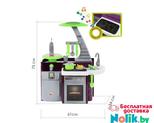 Детская кухня Laura с варочной панелью  (кухня со звуковыми и световыми эффектами) арт. 49896. Полесье в Минске