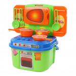 Детский набор Мини-кухня (в коробке) арт. 40770. Полесье
