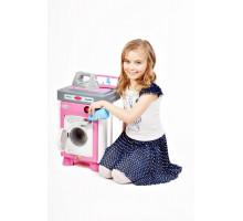 Детский набор Carmen №2 со стиральной машиной (в пакете) арт. 47939. Полесье