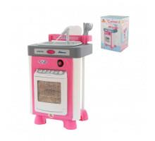 Детский набор Carmen №3 с посудомоечной машиной и мойкой (в коробке) арт. 57914. Полесье