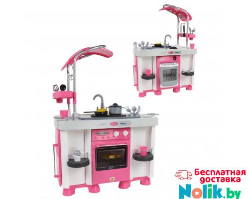 Детский игровой набор кухня Carmen №7 с посудомоечной машиной и варочной панелью (оборудован световыми и звуковыми эффектами) (в пакете) арт. 47991. Полесье в Минске