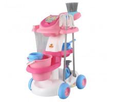 Набор детский для уборки   Помощница-4  (в пакете) арт. 54524. Полесье