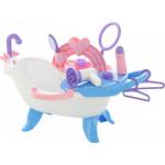 Набор для купания кукол №2 с аксессуарами ( в пакете) арт. 47250. Полесье