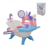 Набор для купания кукол №2 с аксессуарами (в коробке) арт. 58607. Полесье