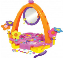 Настольный игровой комплекс для девочек с украшениями и парикмахерскими принадлежностями Юная принцесса  (в пакете) арт. 4090. Полесье