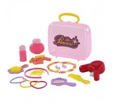 Детский игрушечный набор  Маленькая принцесса  №1 (в чемоданчике) арт. 47304. Полесье