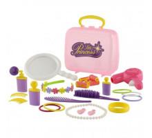 Детский игрушечный набор  Маленькая принцесса  №2 (в чемоданчике) арт. 47311. Полесье