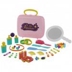 Детский игрушечный набор  Маленькая принцесса   №3 (в чемоданчике) арт. 47328. Полесье