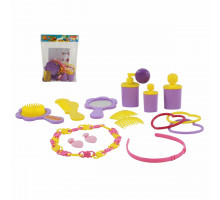 Детский игрушечный набор  Маленькая принцесса  №4 (в пакете) арт. 47335. Полесье