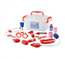 Детский игрушечный набор Доктор №2 (в контейнере) арт. 53619. Полесье