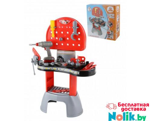 Детский игровой набор Механик-макси с электрошуруповертом (в коробке) арт. 43221. Полесье в Минске