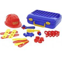 Детский игровой  набор Механик 2, 31 элемент (в чемодане) арт. 43184. Полесье