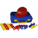 Детский игровой набор Механик (в чемодане) арт. 43177. Полесье
