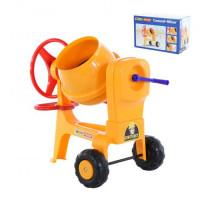 Бетономешалка для детей №1 Construct (в коробке) арт. 38937. Полесье