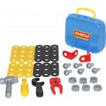 Игровой набор Механик, (30 элементов) (в чемоданчике) арт. 56498. Полесье