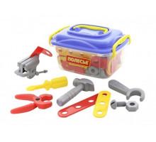 Игровой набор Механик, (41 элемент) (в контейнере) арт. 56610. Полесье